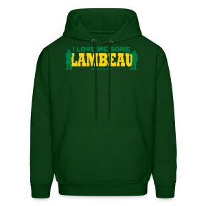 I Love Me Some Lambeau - Men's Hoodie