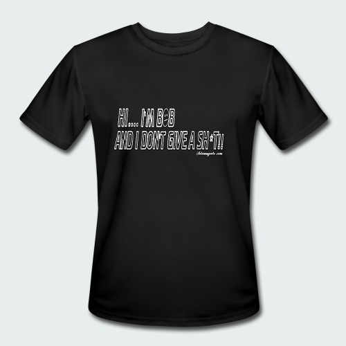 Don't Give A Sh*t - Men's Moisture Wicking Performance T-Shirt