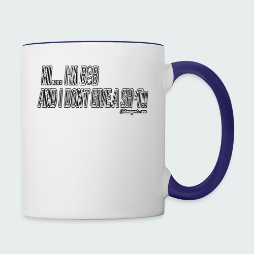 Don't Give A Sh*t - Contrast Coffee Mug