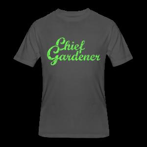 CHIEF GARDENER T-Shirt - Men's 50/50 T-Shirt