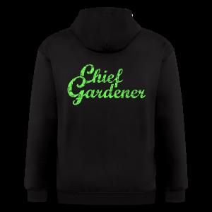 CHIEF GARDENER T-Shirt - Men's Zip Hoodie