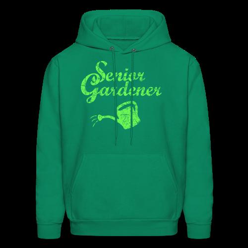 Senior Gardener T-Shirt - Men's Hoodie