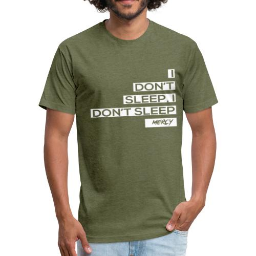 No I Can't Camouflage T-Shirt - Fitted Cotton/Poly T-Shirt by Next Level