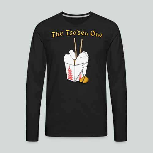 The Tso'sen One - Men's Premium Long Sleeve T-Shirt