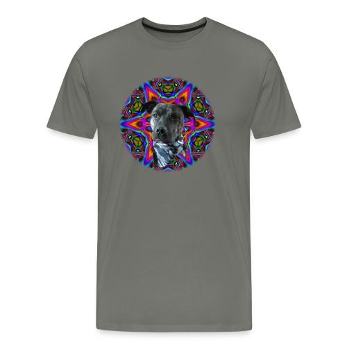 Trippy Dog Bacon - Men's Premium T-Shirt