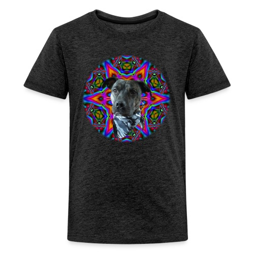 Trippy Dog Bacon - Kids' Premium T-Shirt