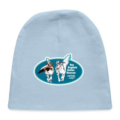 2017 OESR Men's Premium Shirt with 2 Setters Running - Baby Cap