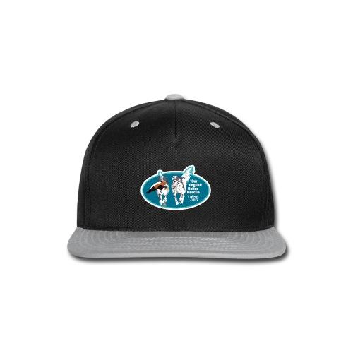 2017 OESR Men's Premium Shirt with 2 Setters Running - Snap-back Baseball Cap