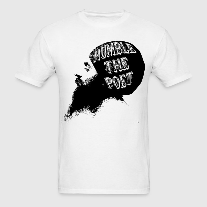 Humble The Poet T-Shirts - Men's T-Shirt
