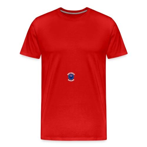 Brefugees Welcome - Men's Premium T-Shirt