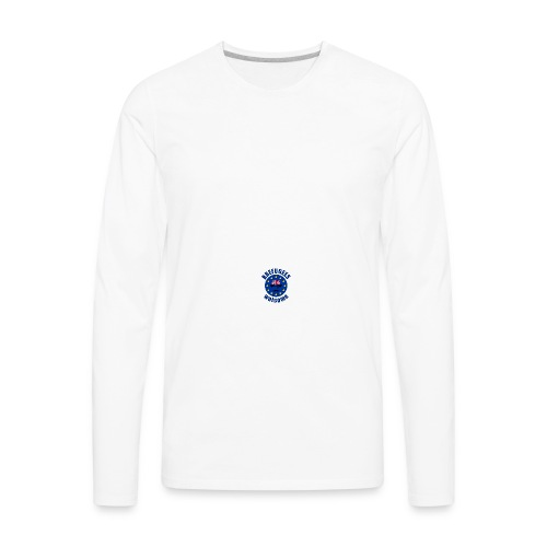 Brefugees Welcome - Men's Premium Long Sleeve T-Shirt