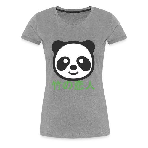 Bamboo Lover Long Sleeve Shirts - Women's Premium T-Shirt
