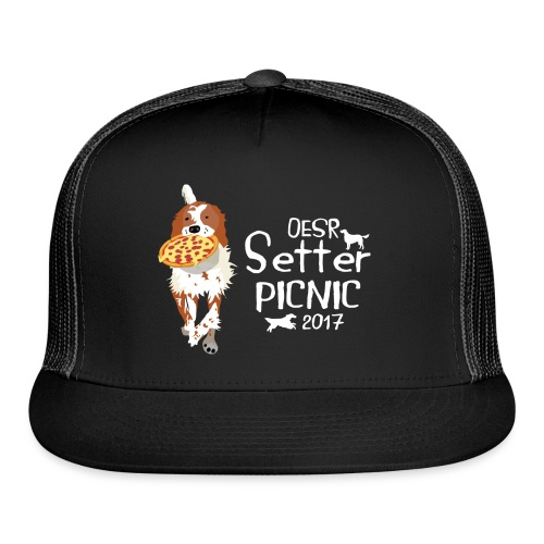 2017 OESR Women's Premium Shirt for the Setter Picnic in September - Trucker Cap