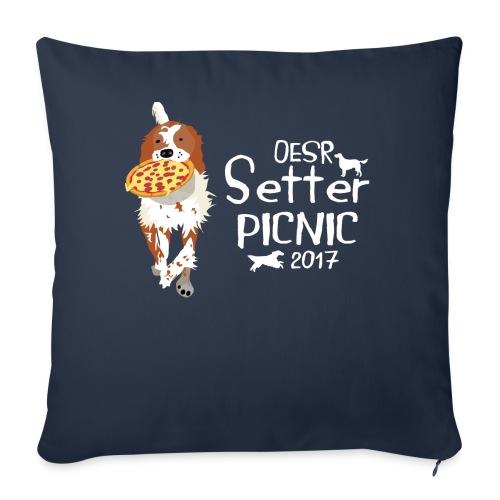 2017 OESR Women's Premium Shirt for the Setter Picnic in September - Throw Pillow Cover