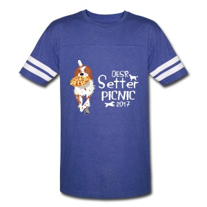 2017 OESR Women's Premium Shirt for the Setter Picnic in September - Vintage Sport T-Shirt