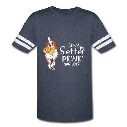 2017 OESR Women's Premium Shirt for the Setter Picnic in September - Vintage Sport T-Shirt