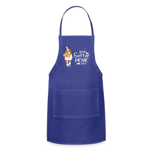 2017 OESR Women's Premium Shirt for the Setter Picnic in September - Adjustable Apron