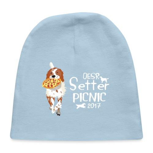 2017 OESR Women's Premium Shirt for the Setter Picnic in September - Baby Cap