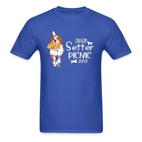 2017 OESR Women's Premium Shirt for the Setter Picnic in September - Men's T-Shirt