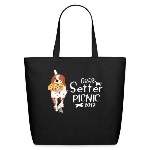 2017 OESR Women's Premium Shirt for the Setter Picnic in September - Eco-Friendly Cotton Tote