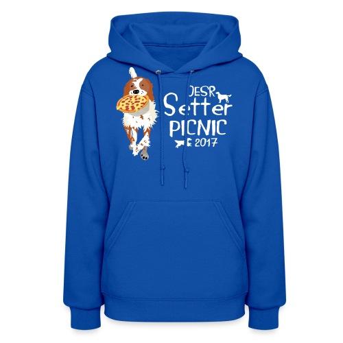2017 OESR Women's Premium Shirt for the Setter Picnic in September - Women's Hoodie