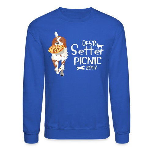 2017 OESR Women's Premium Shirt for the Setter Picnic in September - Crewneck Sweatshirt