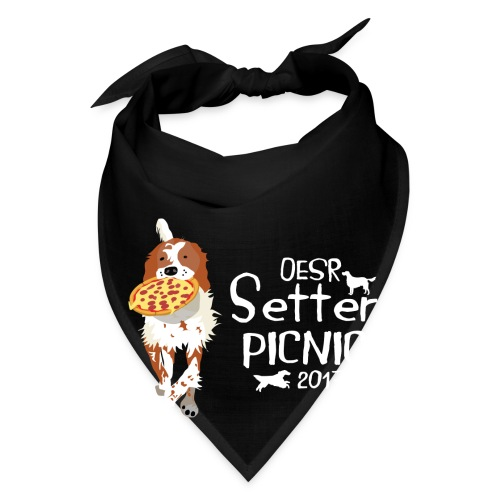 2017 OESR Women's Premium Shirt for the Setter Picnic in September - Bandana