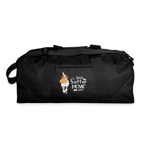 2017 OESR Women's Premium Shirt for the Setter Picnic in September - Duffel Bag