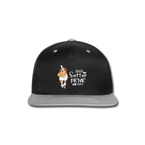 2017 OESR Women's Premium Shirt for the Setter Picnic in September - Snap-back Baseball Cap