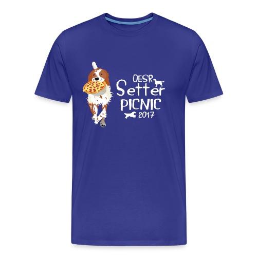 2017 OESR Women's Premium Shirt for the Setter Picnic in September - Men's Premium T-Shirt