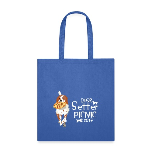 2017 OESR Women's Premium Shirt for the Setter Picnic in September - Tote Bag