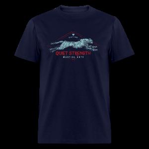 Quiet Strength Martial Arts - Men's T-Shirt
