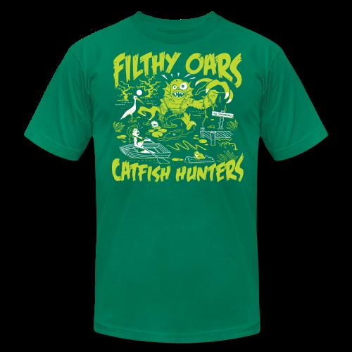 Filthy Oars - Men's Fine Jersey T-Shirt