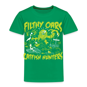 Filthy Oars - Toddler Premium T-Shirt