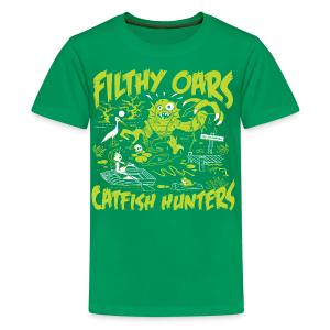 Filthy Oars - Kids' Premium T-Shirt