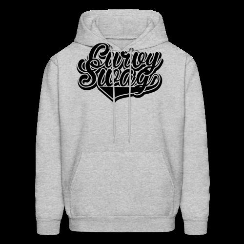 Curvy Girl Swag Shirt (3xl-4xl)  (Version 1) - Men's Hoodie
