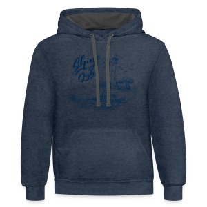 Shine Your Light - Contrast Hoodie