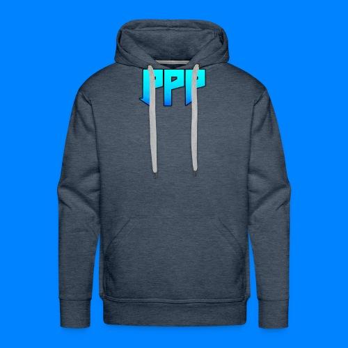 tooterppp logo - Men's Premium Hoodie
