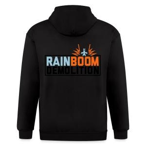 Rainboom - Men's Zip Hoodie