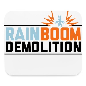 Rainboom - Mouse pad Horizontal