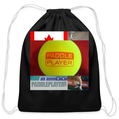 paddleplayer womens - Cotton Drawstring Bag