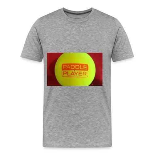 paddleplayer womens - Men's Premium T-Shirt
