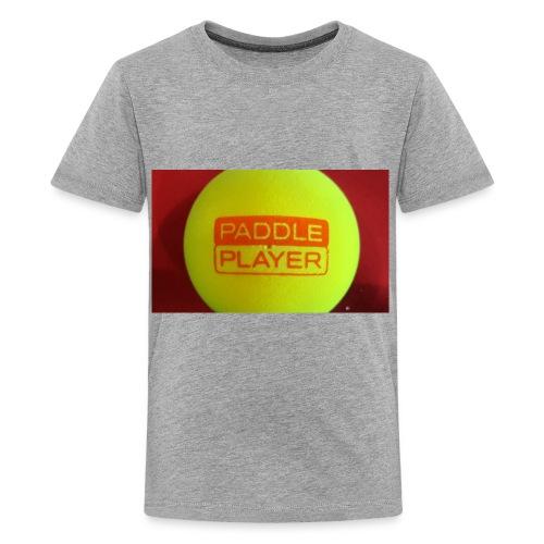paddleplayer womens - Kids' Premium T-Shirt