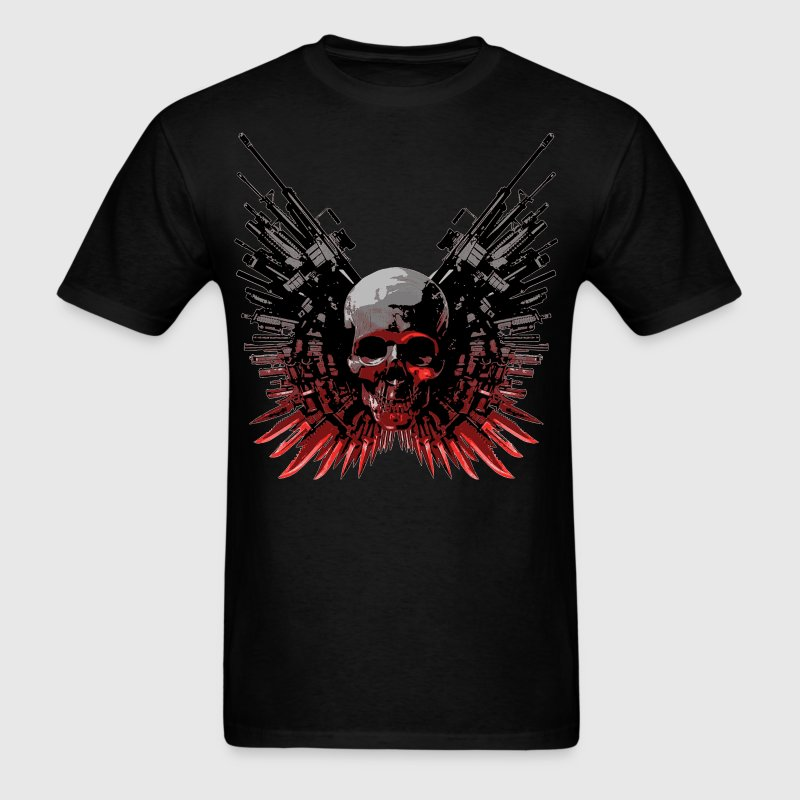 EXPENDABLES T-Shirts - Men's T-Shirt