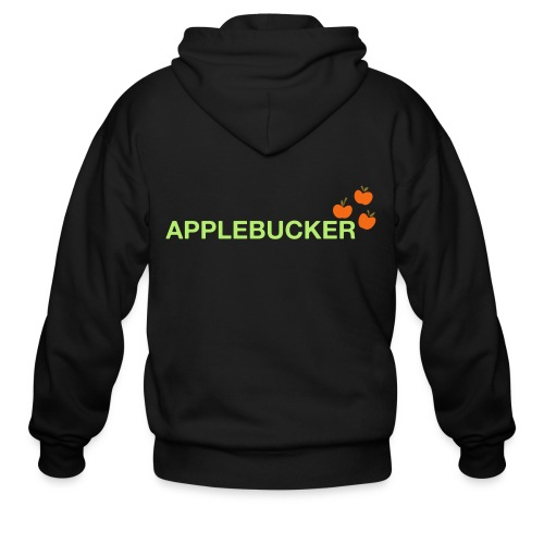 Applebucker - Men's Zip Hoodie