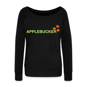Applebucker - Women's Wideneck Sweatshirt