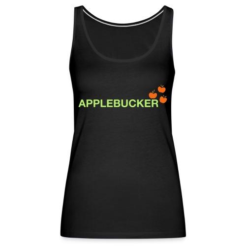Applebucker - Women's Premium Tank Top