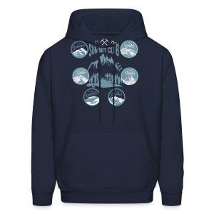 Summit Club - Men's Hoodie