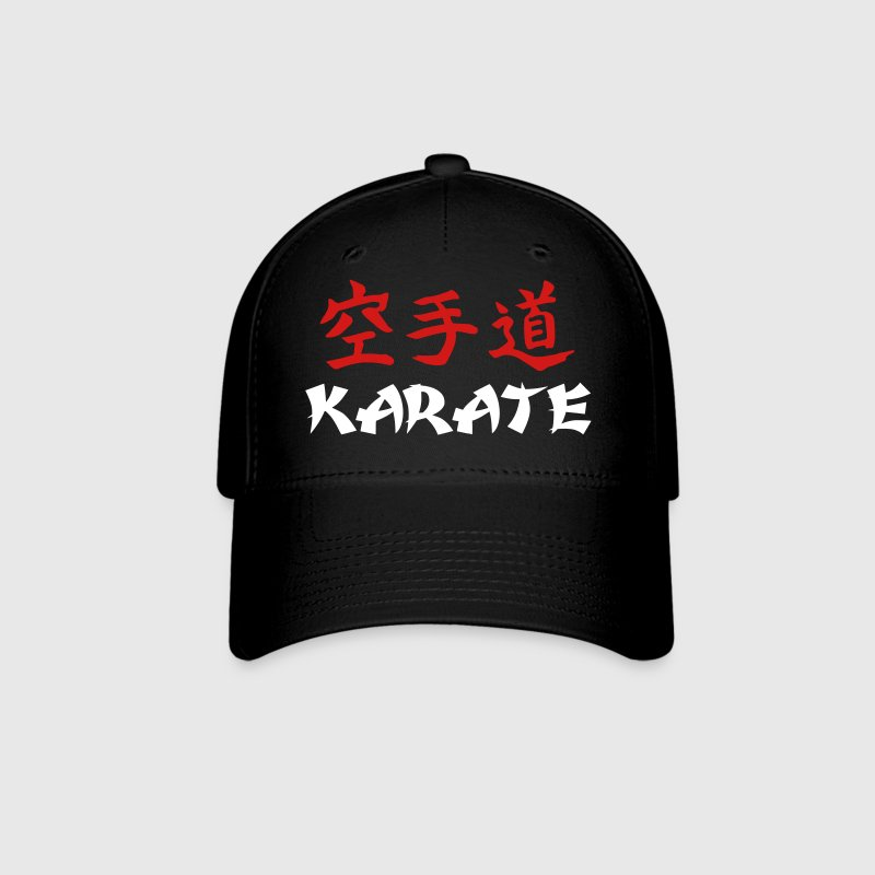 karate Caps - Baseball Cap