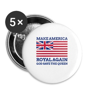 Make America Royal Again - Small Buttons